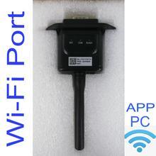 Prise de Port Wi-Fi pour MPPT 1000W/2000W   Nouveau réseau solaire, onduleur à cravate, connecté au Web/téléphone, surveillance sur ligne