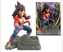 Anime 15 CM Dragon Ball GT Super Saiyan 4 végéta Kakarotto Goku Dragon Ball PVC Figure Collection modèle jouets cadeau