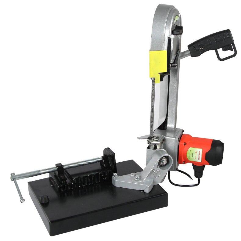 DLY-100/680 W metall band kreissäge band sah maschine/mini-Säge tisch sah/power tool schneiden maschine
