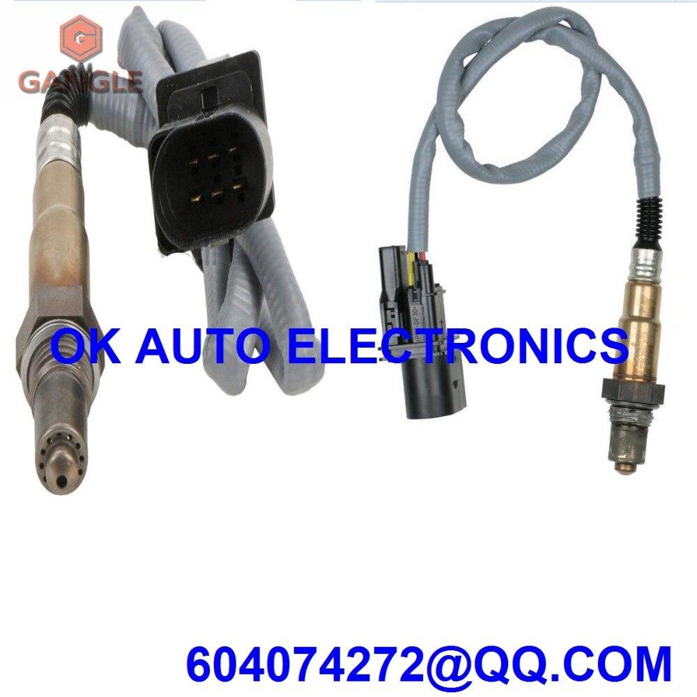 Oxygen Sensor Lambda Sensor AIR FUEL ÍNDICE SENSOR DE O2 para BMW 11787512983 11787516149 11787516150 11787521705 234-5133 2002-2008