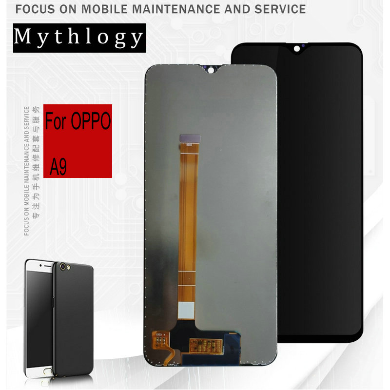 For OPPO A9 Touch Screen Display Digitizer 6.53
