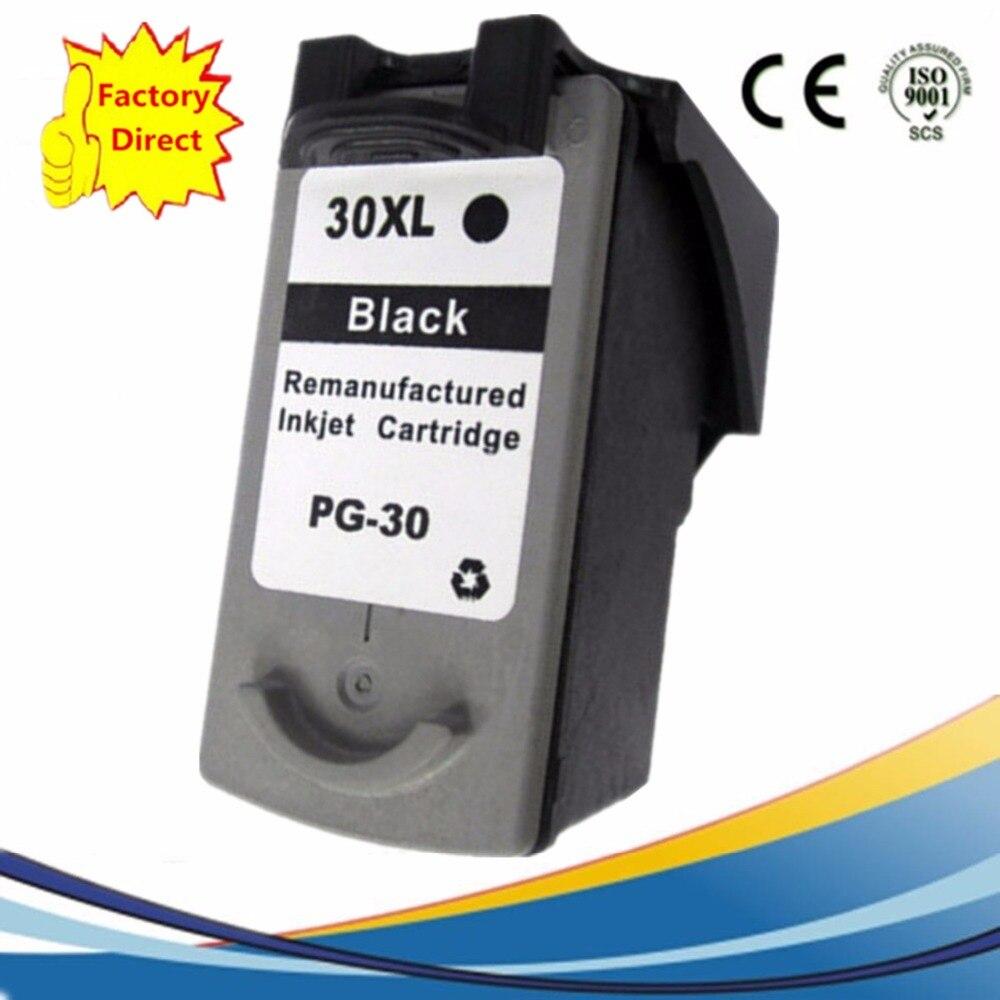 PG-30XL PG30XL PG 30XL CL-31XL CL31XL CL 31XL Cartucho de Tinta Remanufactured iP1800 iP2600 MP140 MP210 MP470 MX300 MX310