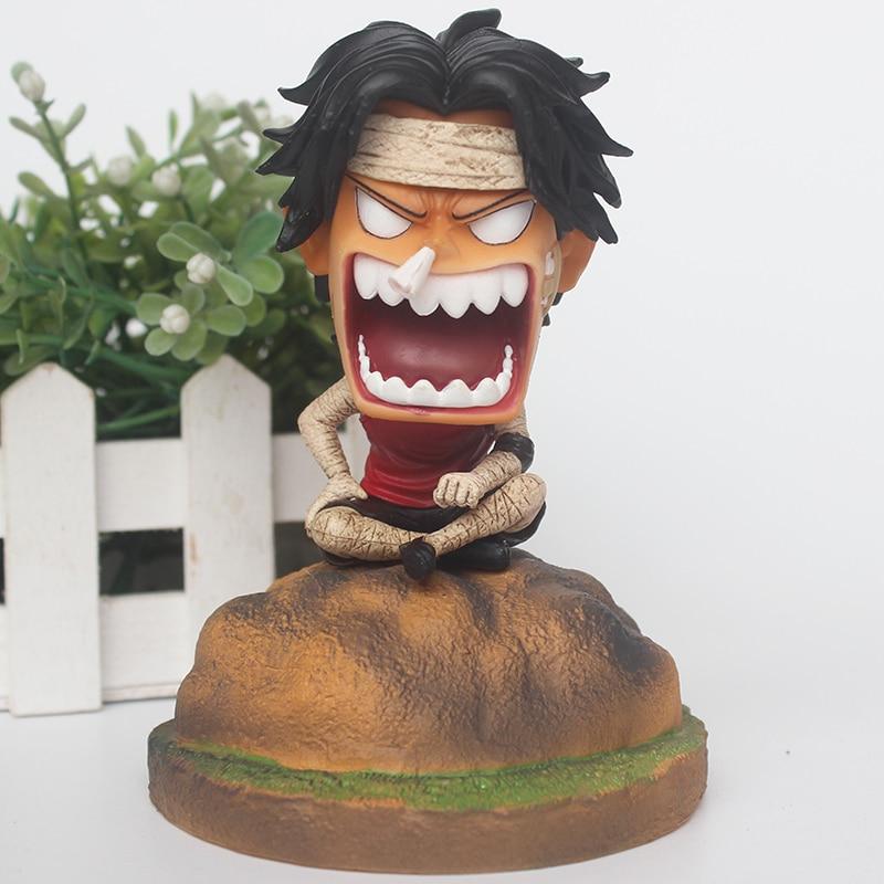 Anime una pieza los piratas de sombrero de paja nace Portgas D Ace pvc figura de acción de GK juguete de modelos coleccionables 14cm