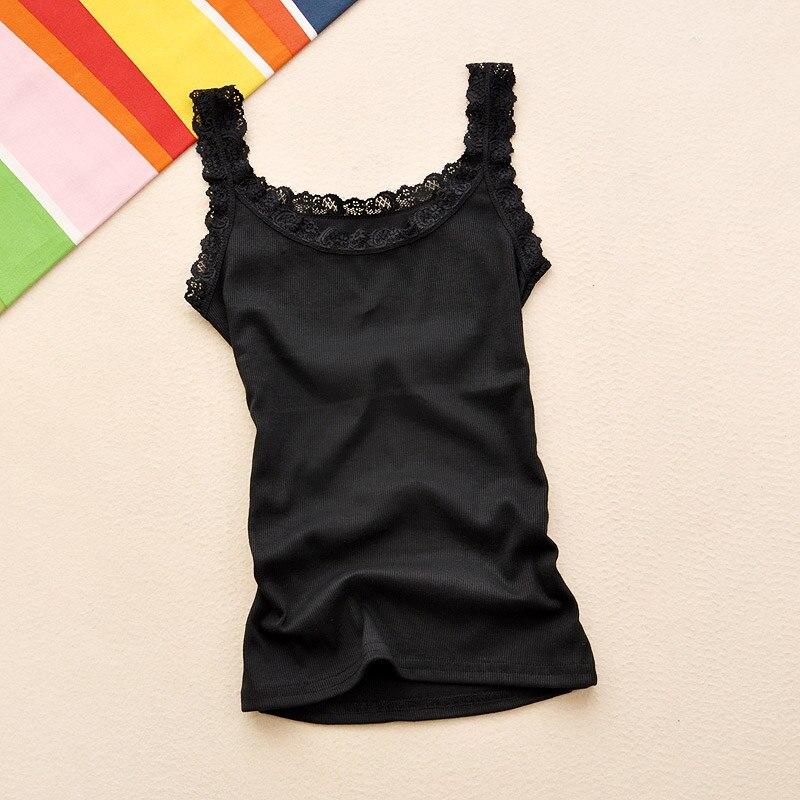 Été mode femmes Sexy débardeurs hauts, multicolore sans manches moulante tempérament T-shirt gilet dentelle Camisole haut
