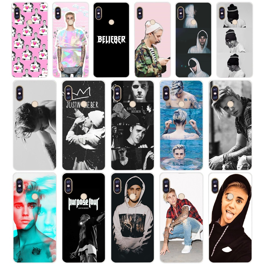 69 ZX Justin Bieber TPU funda de teléfono para Xiaomi de silicona suave Redmi Note 4 4X 5 7 6 pro plus a2 lite funda