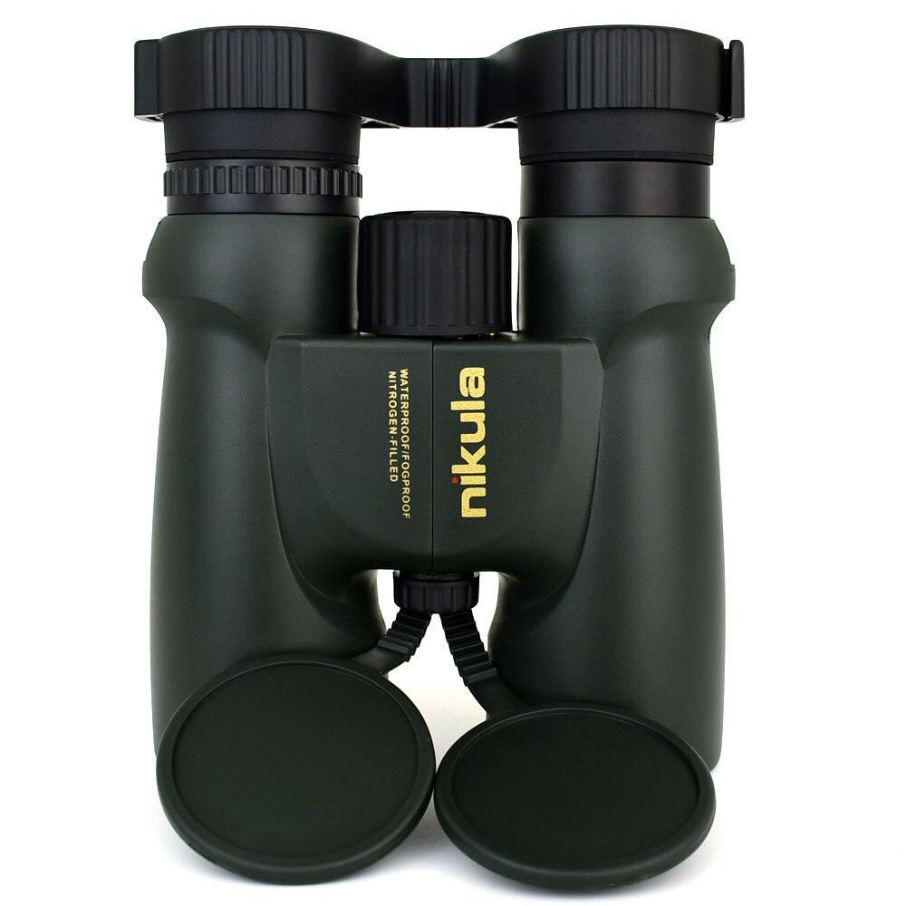 Nikula-مناظير 10x42 LLL ، رؤية ليلية ، مقاومة للماء ، مليئة بالنيتروجين ، تكبير مركزي ، محمول ، Bak4 ، للصيد