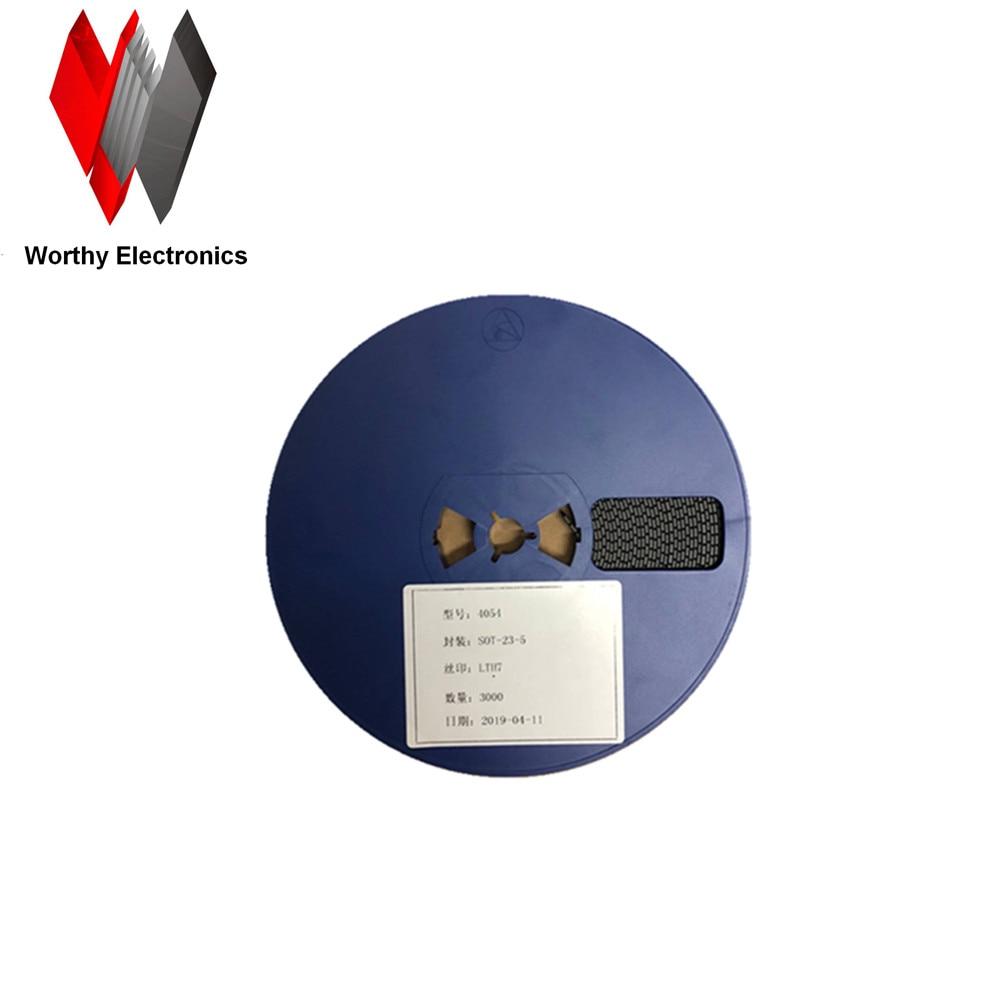 Тайваньское управление зарядкой литиевой батареи XT4054 LTC4054 PJ4054 TP4054 TC4054 HX4054A mark LTH7 SOT23-5 4054