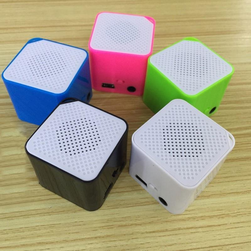 EDAL Cube MP3 Malloom Digital USB MP3 Musica Player Support 32GB Micro SD TF Card Sase Ultra thin Slim MP3 Media Player Music
