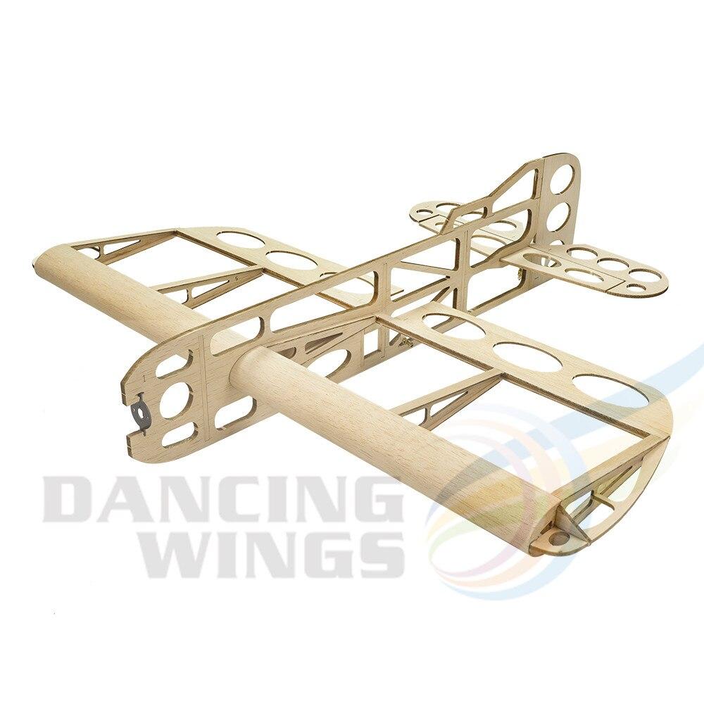 ¡Novedad de 2019! Avión de madera de Balsa GEEBEE de 600mm, Kit de Wingspan, modelo Balsa Woodiness, Avión de madera para construcción de nuevo nivel de entrada manual
