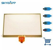 Skylarpu 10 pcs/lot nouveau 4.3 pouces écran tactile pour TomTom GO 920 920 T GPS numériseur panneau remplacement livraison gratuite