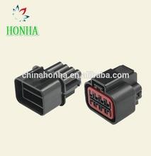 8 Pin male&female Auto Head lamp/headlights connector,KUM car waterproof Electrical connector for HYUNDAI,KIA,Elantra etc.