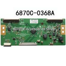 Darmowa wysyłka dobry test T-CON deska do V6 32/42/47 FHD TM120Hz 6870C-0368A VER V0.6