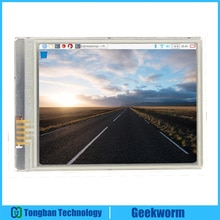 Raspberry Pi Zero WH 2.8 Inch Veloce 60 + fps Schermo di Tocco di HD, 640x480 Display/ LCD per Raspberry Pi Zero / Zero W / Zero WH