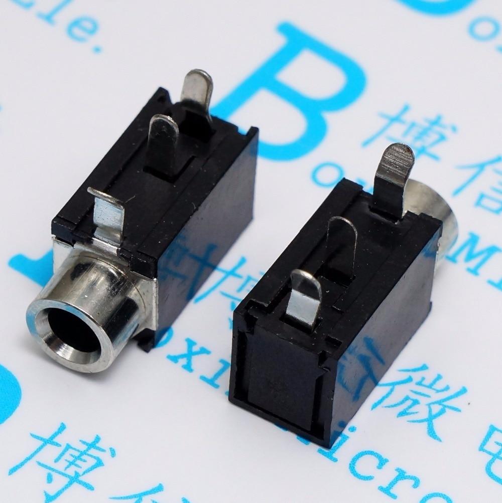 PJ316 toma de auriculares PJ-316 3,5mm 20 unids/lote