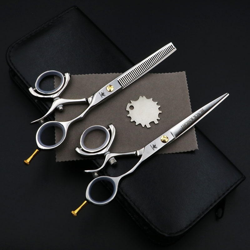 6 inch Beauty Salon Cutting Shears Tools Barber Shop Hairdressing Scissors Styling Professional Set