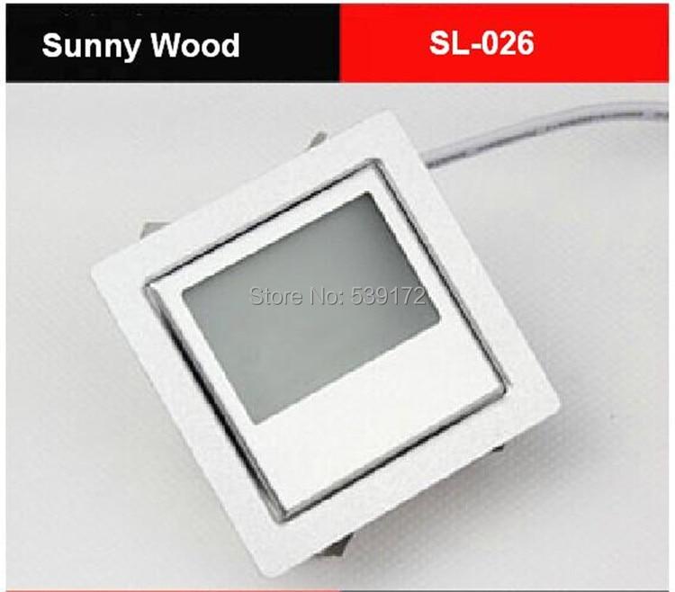 4pcs/lot 2w  led stair lamp ladder  light/led wall light  3years warranty  SL-026