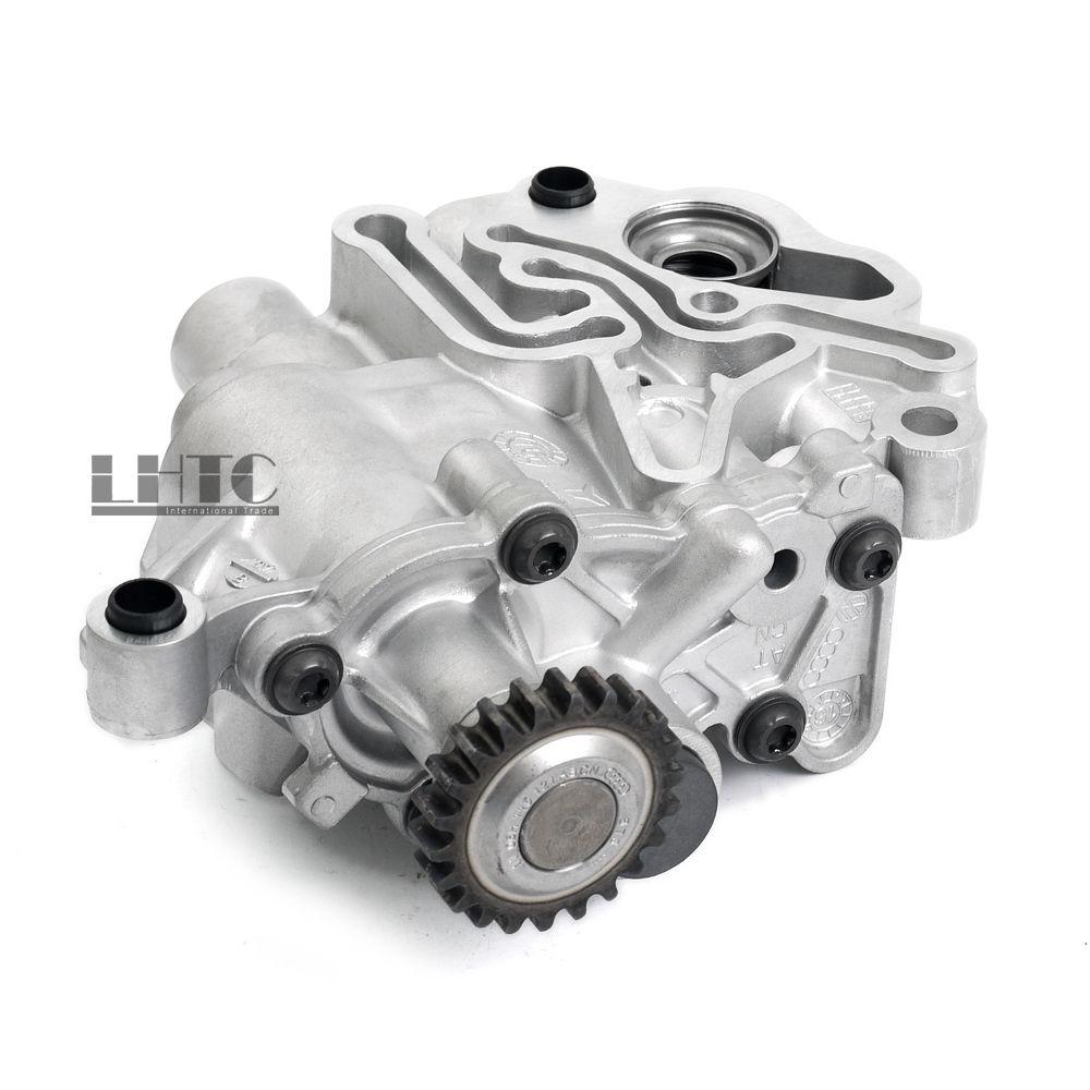 Масляный насос для двигателя, оригинальный, OEM, для VW Golf GTI Passat CC Tiguan AUDI A3 A4 A5 A6 1,8 TSI CDAA CDHA CDHB 2,0 TFSI CCZA