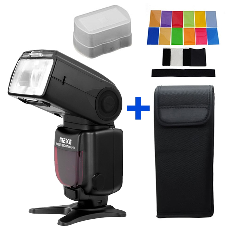 MEIKE MK-910 MK910 i-TTL Flash Speedlite1/8000s Flash Trigger for Nikon SB900 SB800 SB600 D610 D4 D800 D7100 Df