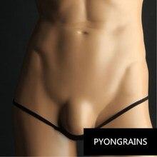 New Hot TM Mens Jockstrap Jock Straps Thongs G Strings Popular Brand Sexy Mens Underwear Gay Fashion Design Penis Pouch