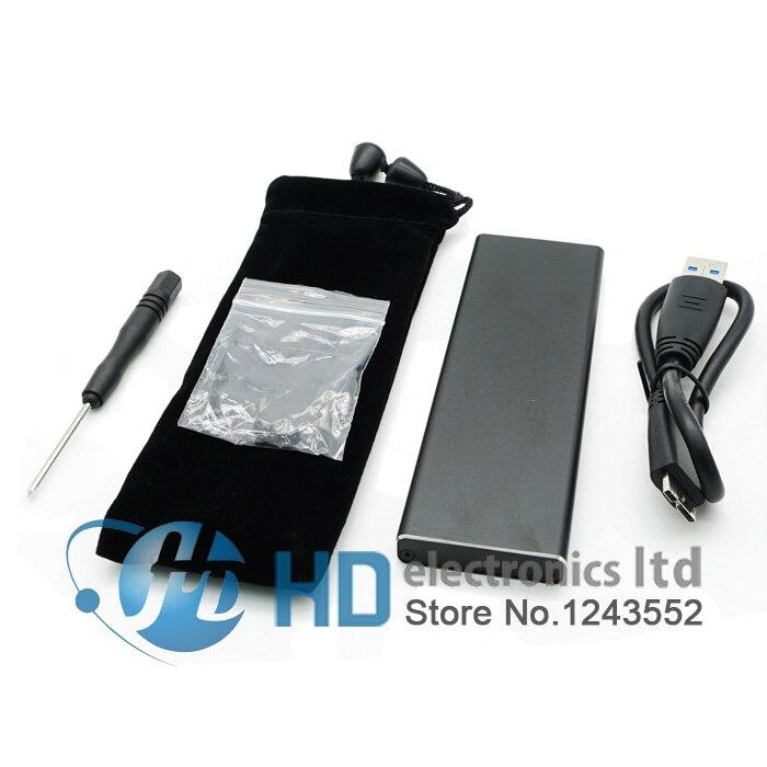 علبة محول قرص صلب SSD ، USB3.0 إلى 7 17 دبوس ، لجهاز MacBook Air A1465 A1466 MD223 MD224 MD232 64G 2012G 128G 256G SSD ، 512