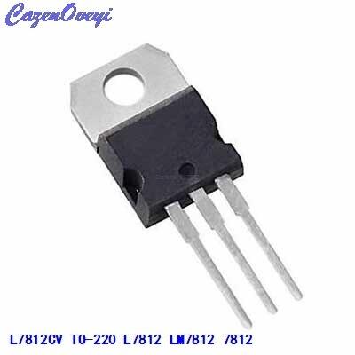 10 unids/lote L7812CV-220 L7812 LM7812 7812 en Stock