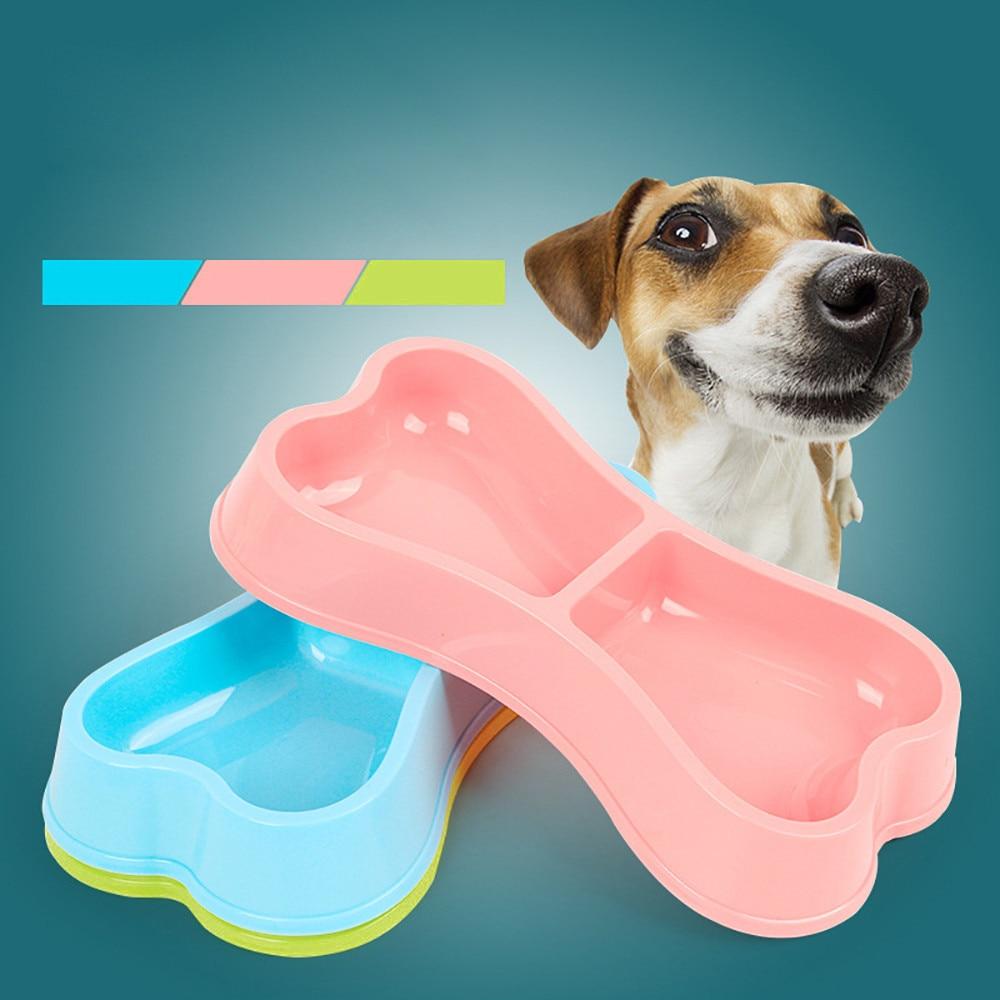 Высокое качество Heathy легко чистить питомца кота щенка пластиковая пищевая