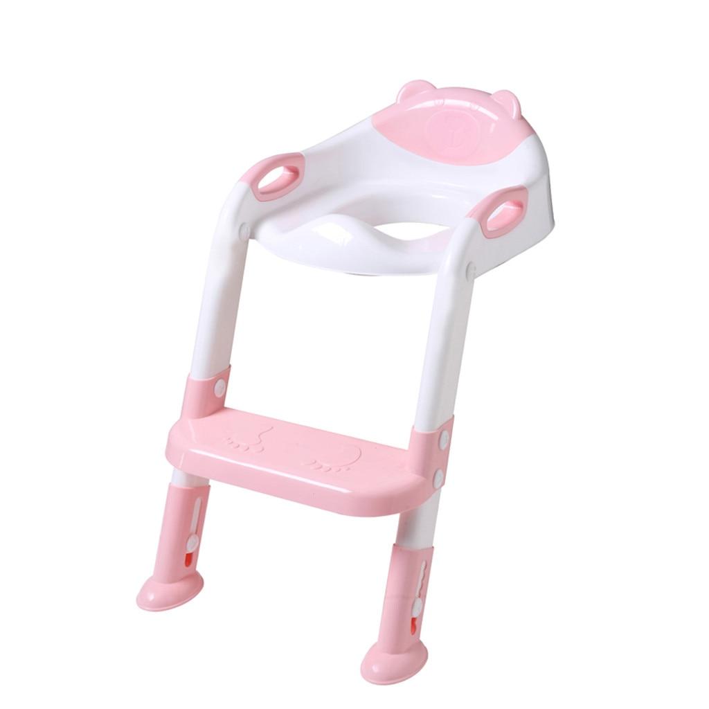 Младенческая Лестница Стул Для Унитаза Infantil Дети горшок тренажер сиденье с