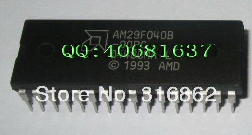 Freies Verschiffen AM29F040B-90PC AM29F040B-90 AM29F040B 29F040 DIP 10 TEILE/LOS Kostenloser Versand Elektronische Bauteile kit