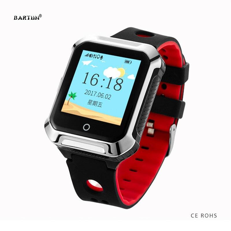 2019 nuevo A20S niño GPS actividad reloj dispositivo de seguimiento ritmo cardíaco rastreador niños personas en tiempo Real aplicación móvil/Pc posicionamiento