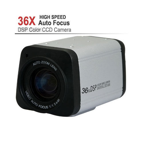 COMS 1200TVL 36X زووم بصري DSP لون الفيديو AHD صندوق الكاميرا التركيز التلقائي/5MP كاميرا AHD ل 5MP AHD DVR
