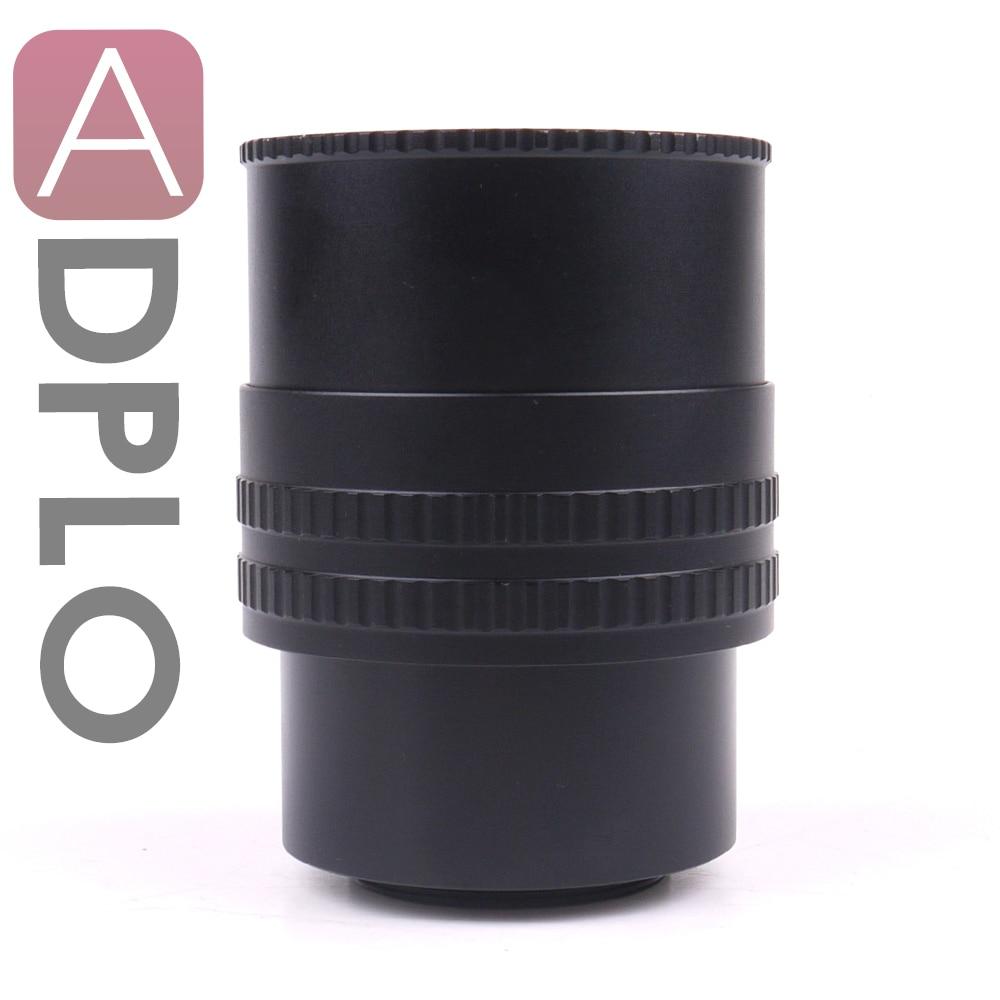 ADPLO ماكرو تمديد أنبوب M52-M42 /M52 عدسة إلى M42 كاميرا قابل للتعديل التركيز شبيه الحلزون حلقة محول 36 -90 مللي متر