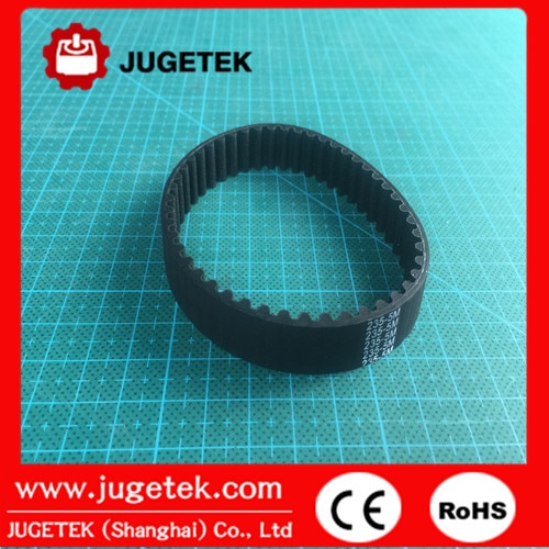 5pcs timing belt 384 12 3m 12mm width 384mm length HTD5M Timing Belt Closed-loop 235mm Length 47 Teeth 12mm Width