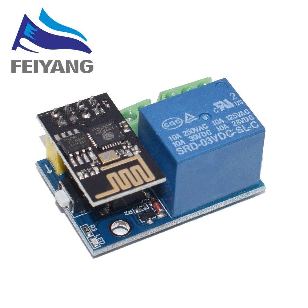 ESP8266 ESP-01/01S 5V WiFi ממסר מודול דברים בית חכם שלט רחוק מתג טלפון APP ESP01 ESP-01 אלחוטי WIFI מודול