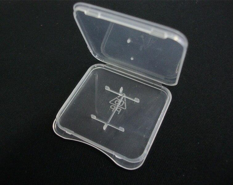Микро sd слот для карт памяти чехол s Чехол Корпус, тонкий sd-карта пластиковых держателей автомобильных зеркал протектор для микро sd 128 ГБ дро...