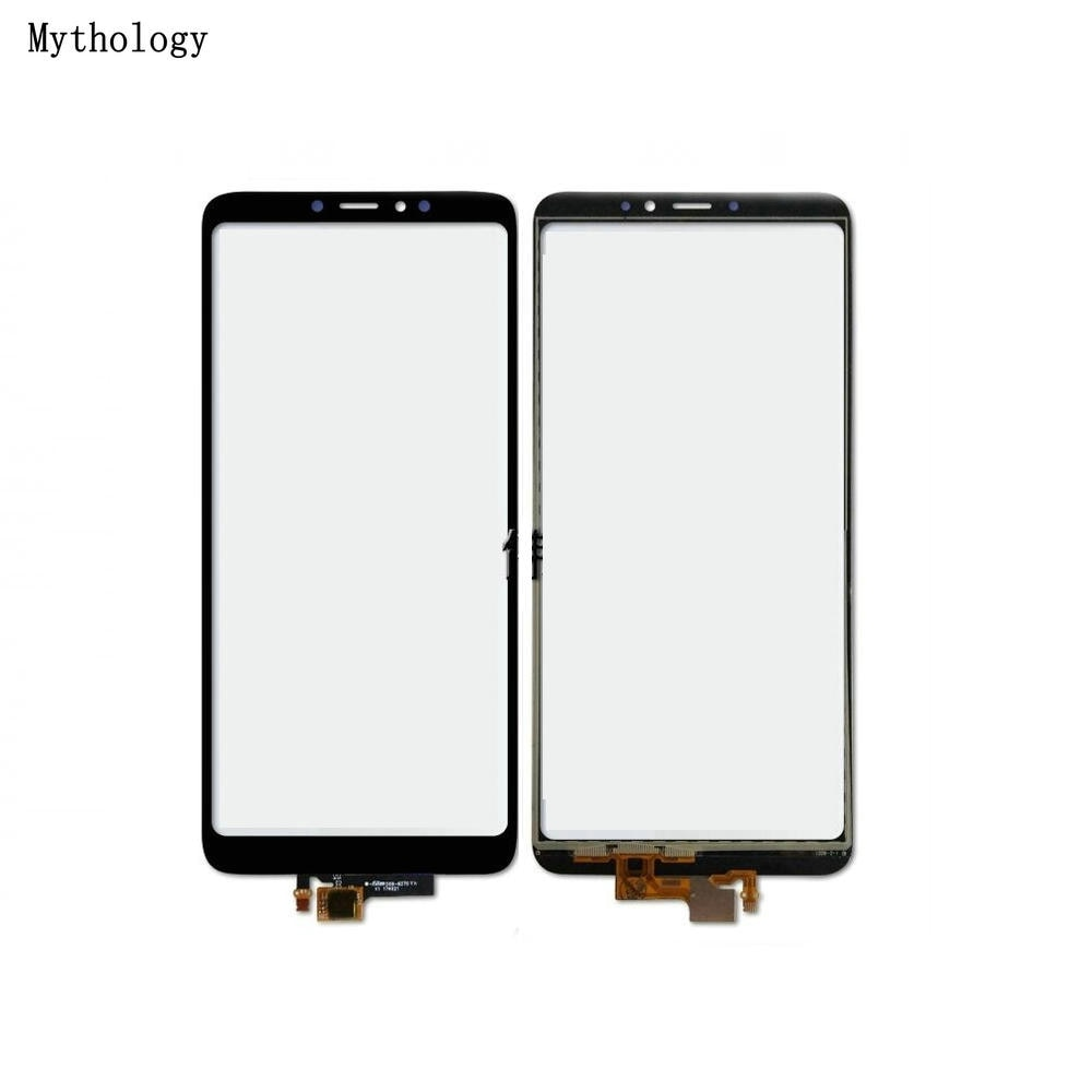 Touch Screen For Xiaomi Mi Max/Max 2 6.44Inch/Xiaomi Max 3 6.9Inch Mobile Phone Panel Front Glass Mythology