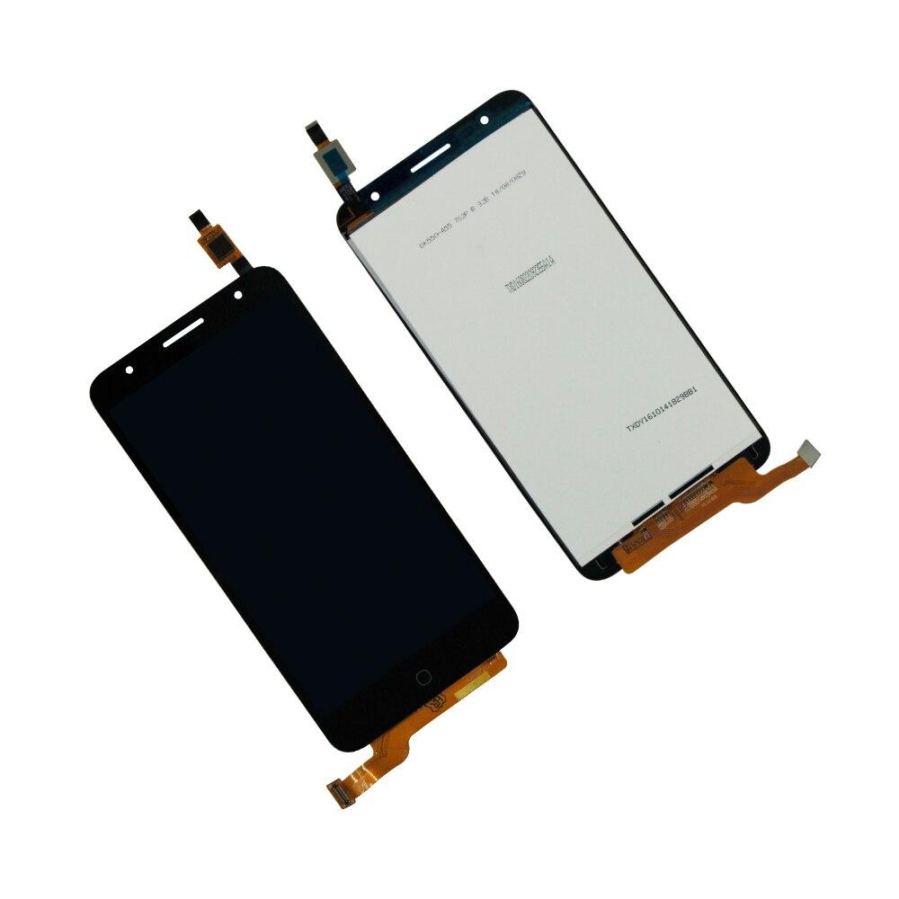 Pantalla LCD para Alcatel Pop 4 + OT5056 5056 5056M 5056D LCD MONTAJE DE digitalizador con pantalla táctil piezas de reparación