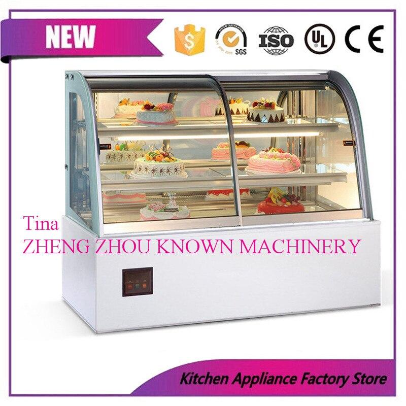 Kostenloser versand Top qualität bäckerei kuchen display vitrinen kuchen display fall