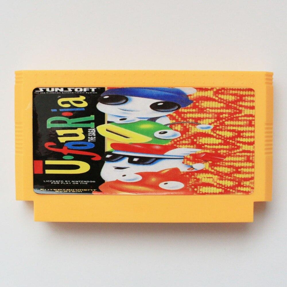 U cuatro Ia 60 Pin tarjeta de juego para 8 poco Subor jugador del juego