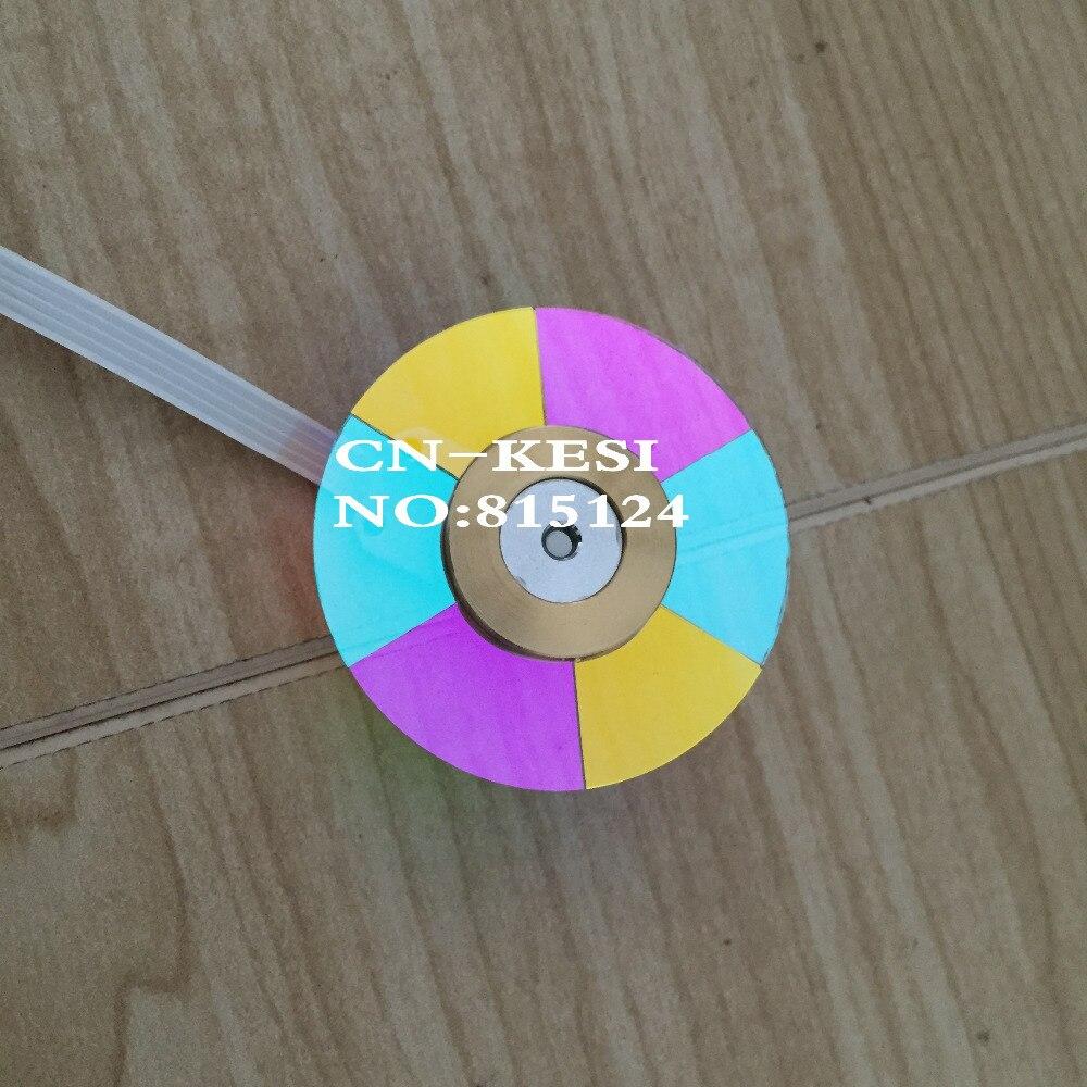 الجملة الأصل العارض عجلة الألوان لبينكيو W1080ST W1080ST + W1075 W1070-V اللون عجلة