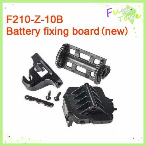 Walkera f210 f210 3d-z-10b placa de fixação da bateria furiosos 210 3d walkera spare 3d peças frete grátis com rastreamento