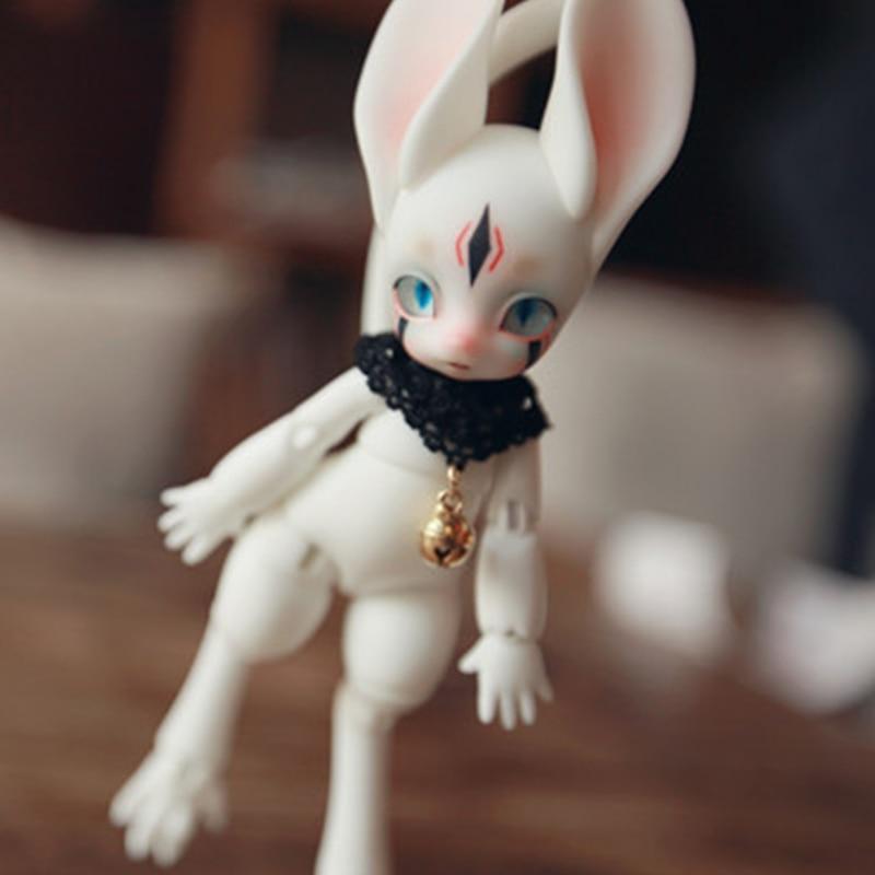 Shugo Fairy Fenny 1/8 Body Jerboa Model Baby Girls Boys High Quality Toys Shop Resin Figures