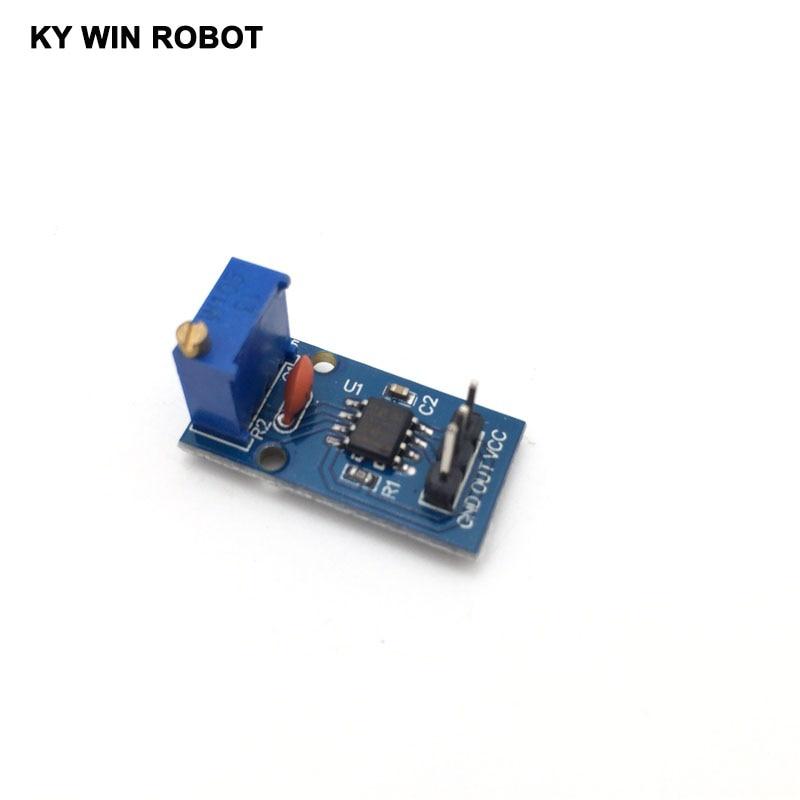 XD-53A NE555 Adjustable Frequency Pulse Generator Module For Arduino Smart Car 24