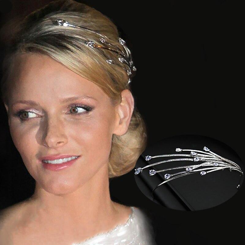 Accesorios De lujo para el cabello De boda, accesorios De lujo para...