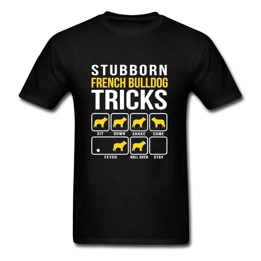 Camiseta para Hombre de Bulldog Francés y resistente, Camiseta para Hombre, camisetas prealgodón, camisetas de manga corta con Bulldog, camisetas de moda para Hombre 2019