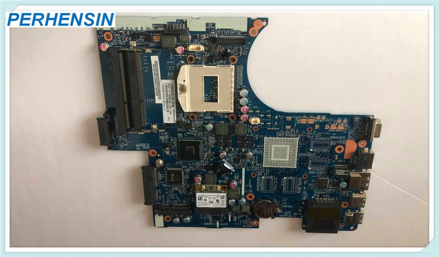 Para Clevo W650 W650SR 6-77-W650SR00-D03 placa base 6-71-W6500-d03 DDR3 100% trabajo perfectamente
