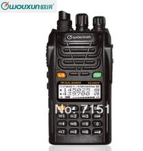 Grosses soldes! Radio portable WOUXUN KG-UVD1P talkie-walkie double bande double affichage WOUXUN KG UVD1P VHF et UHF radio bidirectionnelle