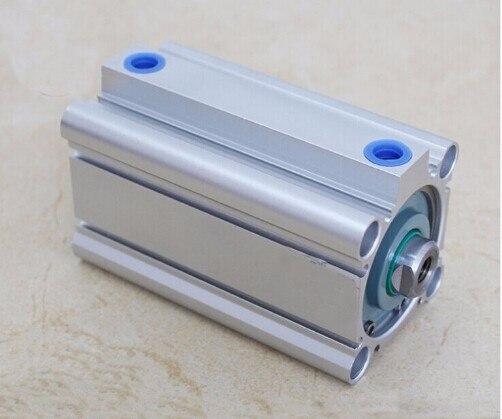 Diámetro diámetro 12mm * 5mm carrera compacto CQ2B serie compacto aleación de aluminio cilindro neumático