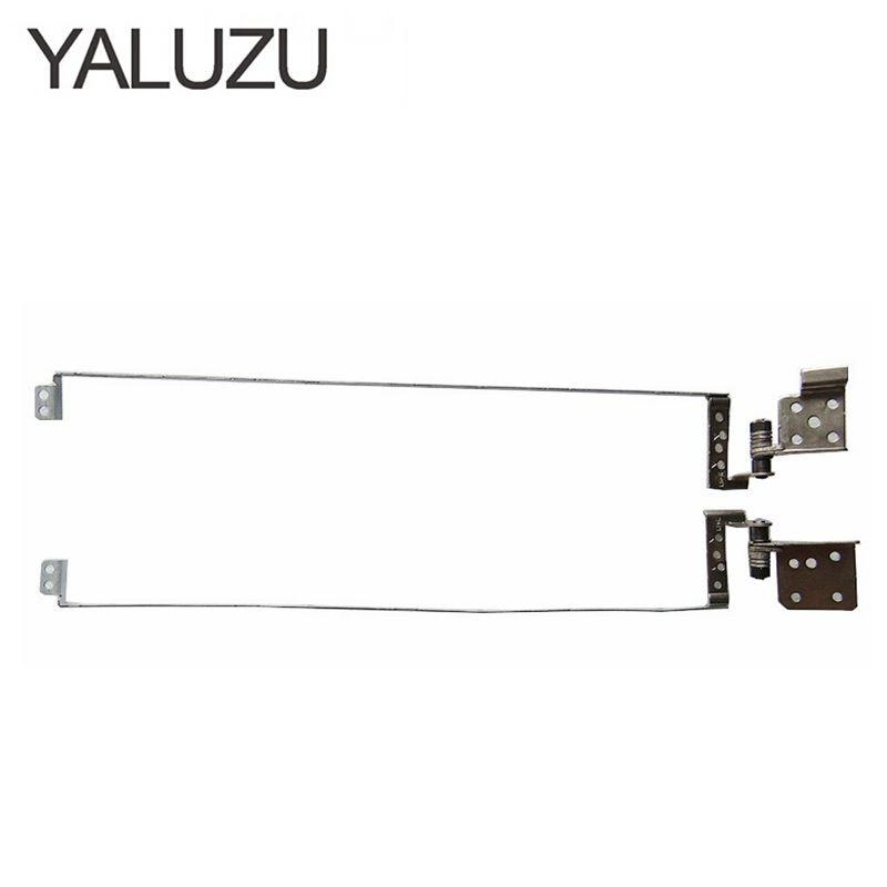 YALUZU Новые ЖК-петли для ноутбука Toshiba Satellite C870 C870D C875 C875D L870 L875 S875 S870 17,3 ''P/N:H00037550 H00037560 LCD
