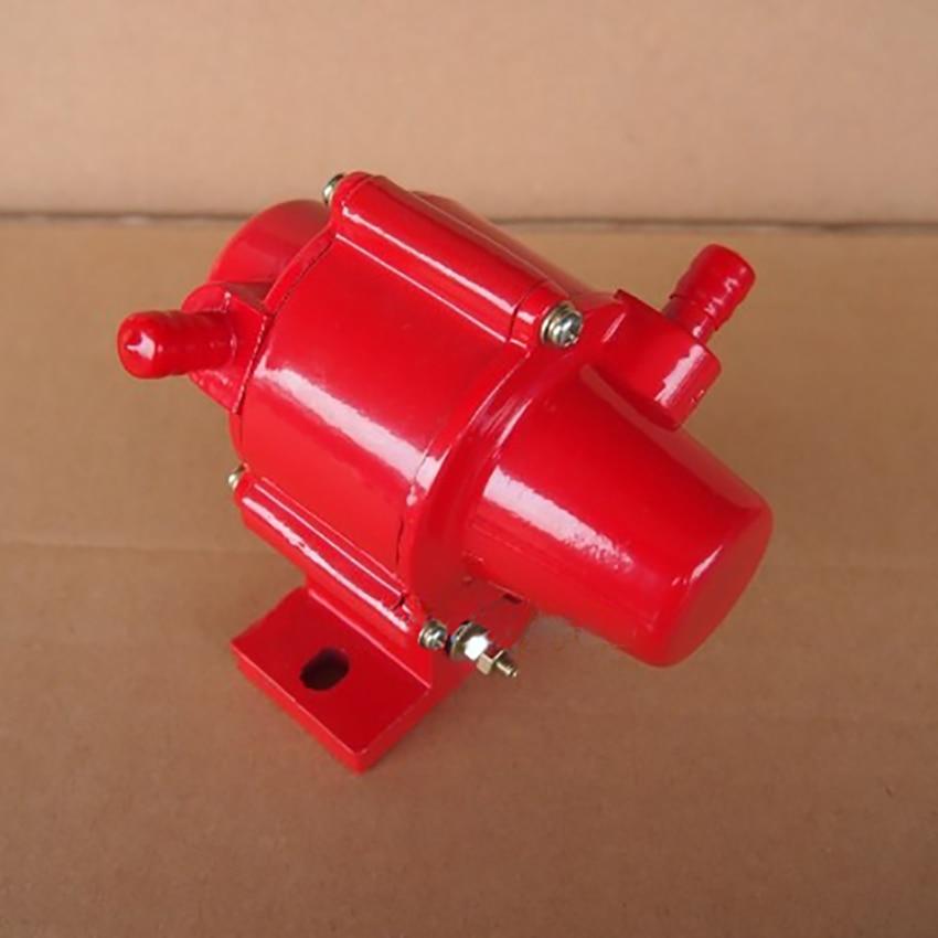 Дизельный автомобильный насос высокого давления, 12 В/24 В, 15 А, самовсасывающий, автомобильный транзистор, электрический насос для 6 масляных ...