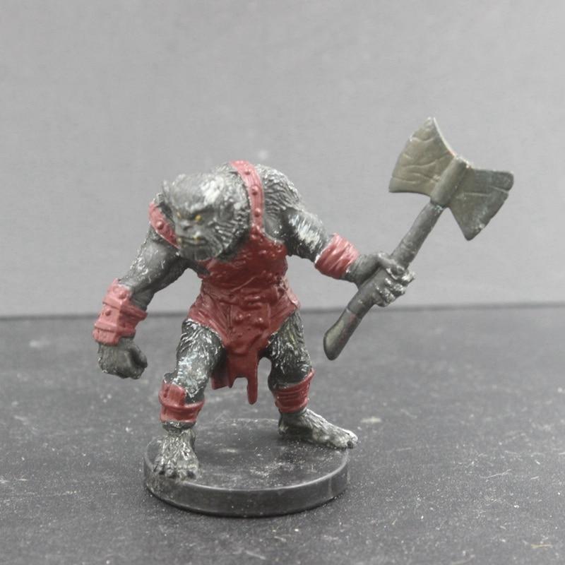 D & D miniaturas mazmorra Command tiranía de los Goblins BUGBEAR BERSERKER #01